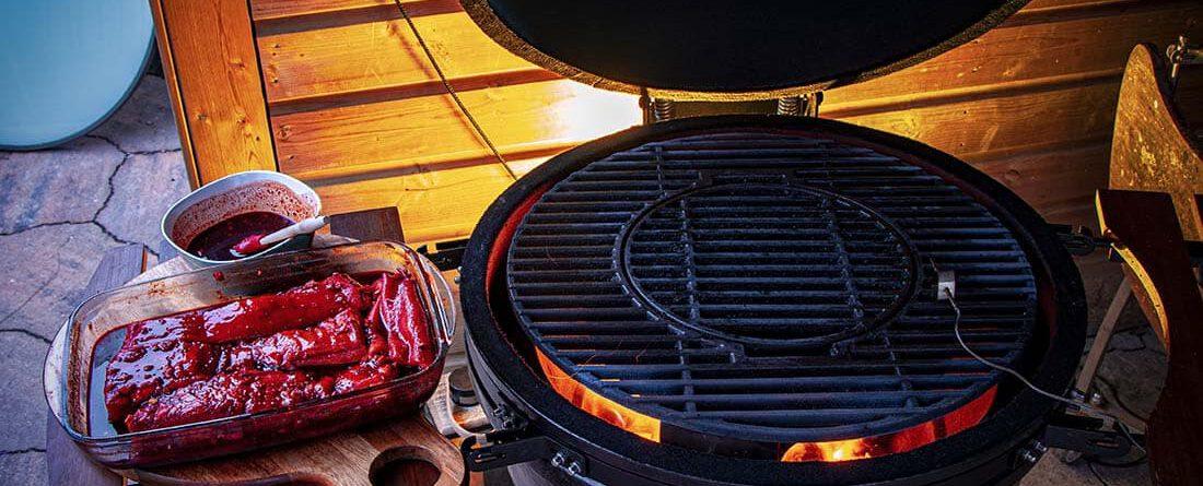 bbq grill recept
