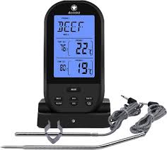 digitale thermometer bbq