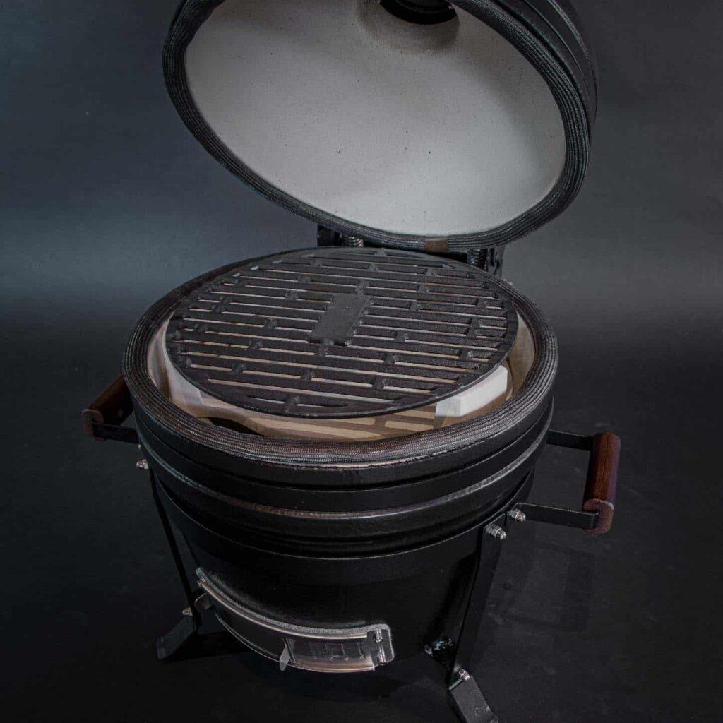 kamado bbq M grill bill pro 16 inch gietijzer grill
