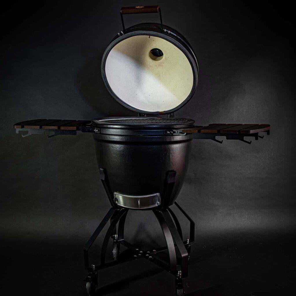 kamado bbq large grill bill pro 21 inch