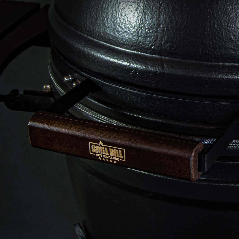 kamado bbq large grill bill pro 21 inch close 4