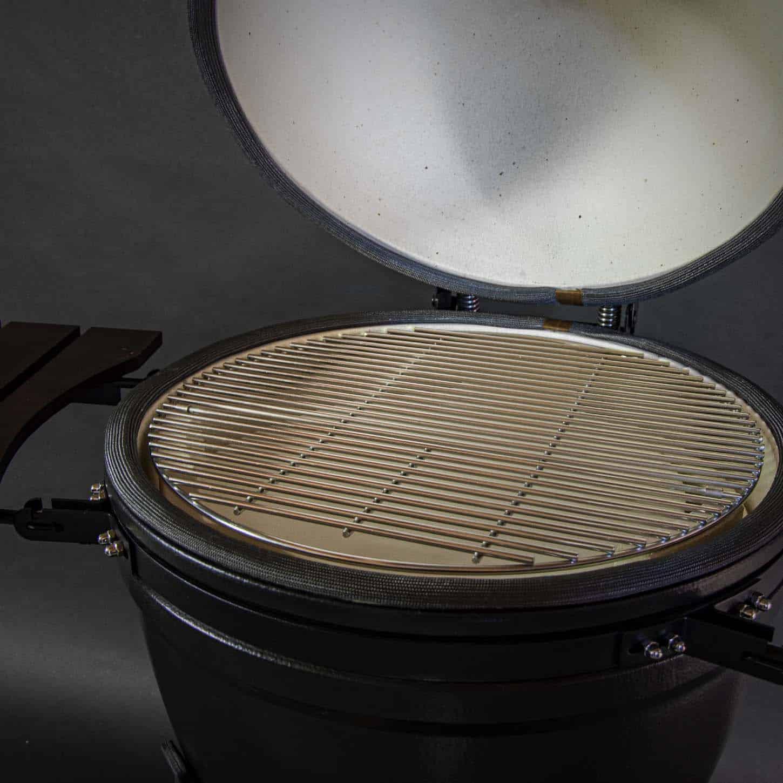 kamado bbq large grill bill pro 21 rvs rooster 2
