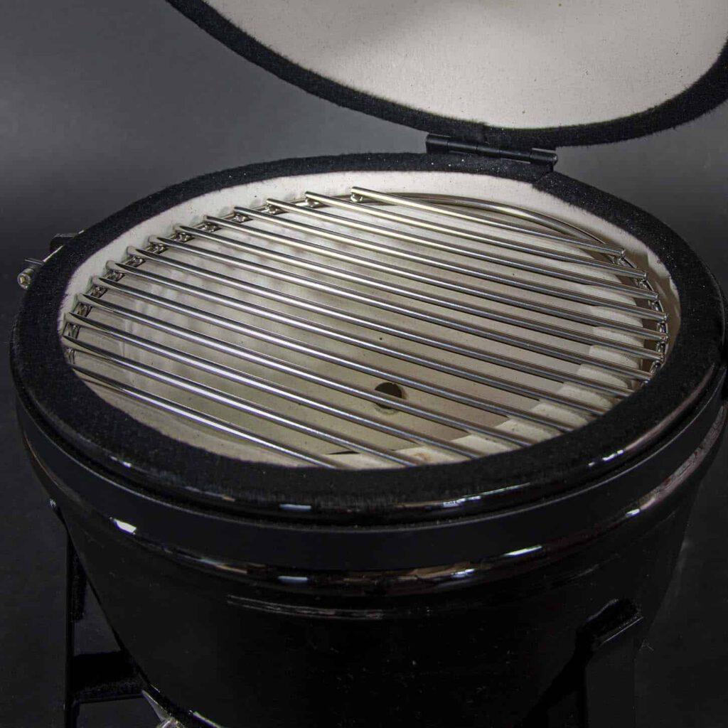 kamado bbq s grill bill classic 13 inch grill