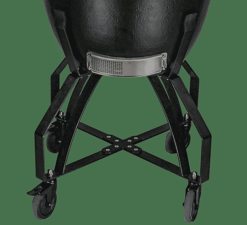 standaard, nest grill bill kamado bbq