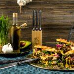 Laguiole Premium Line Steakmes Black Stonewasch sf gr (2)