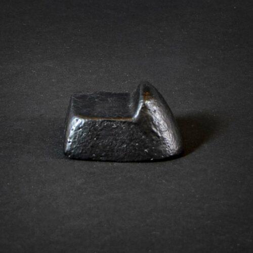 keramische kamado voet mat zwart 2