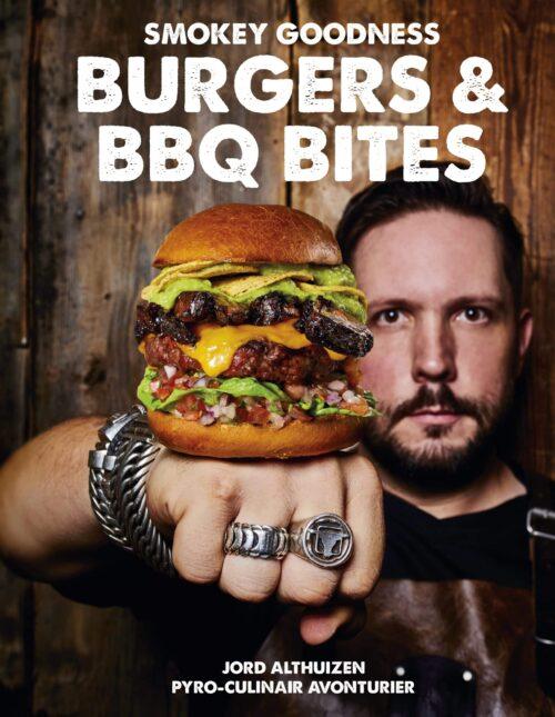9789021575957 Burgers en BBQ bites - cover