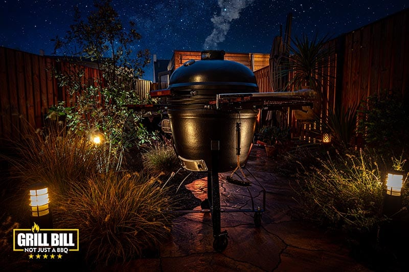 grill bill kamado