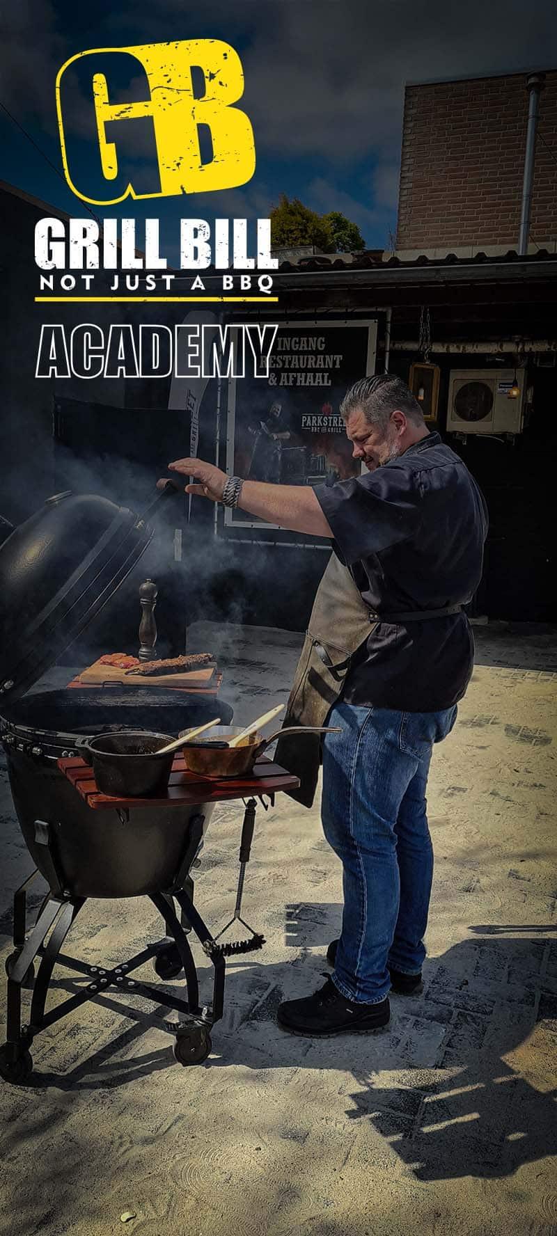grill bill academy s