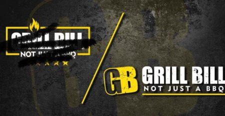 grill bill rebrand head