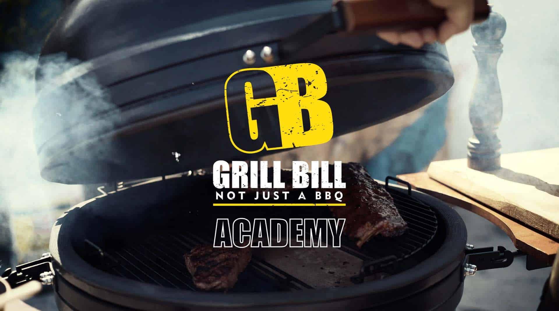 kamado bbq workshop grill bill academy
