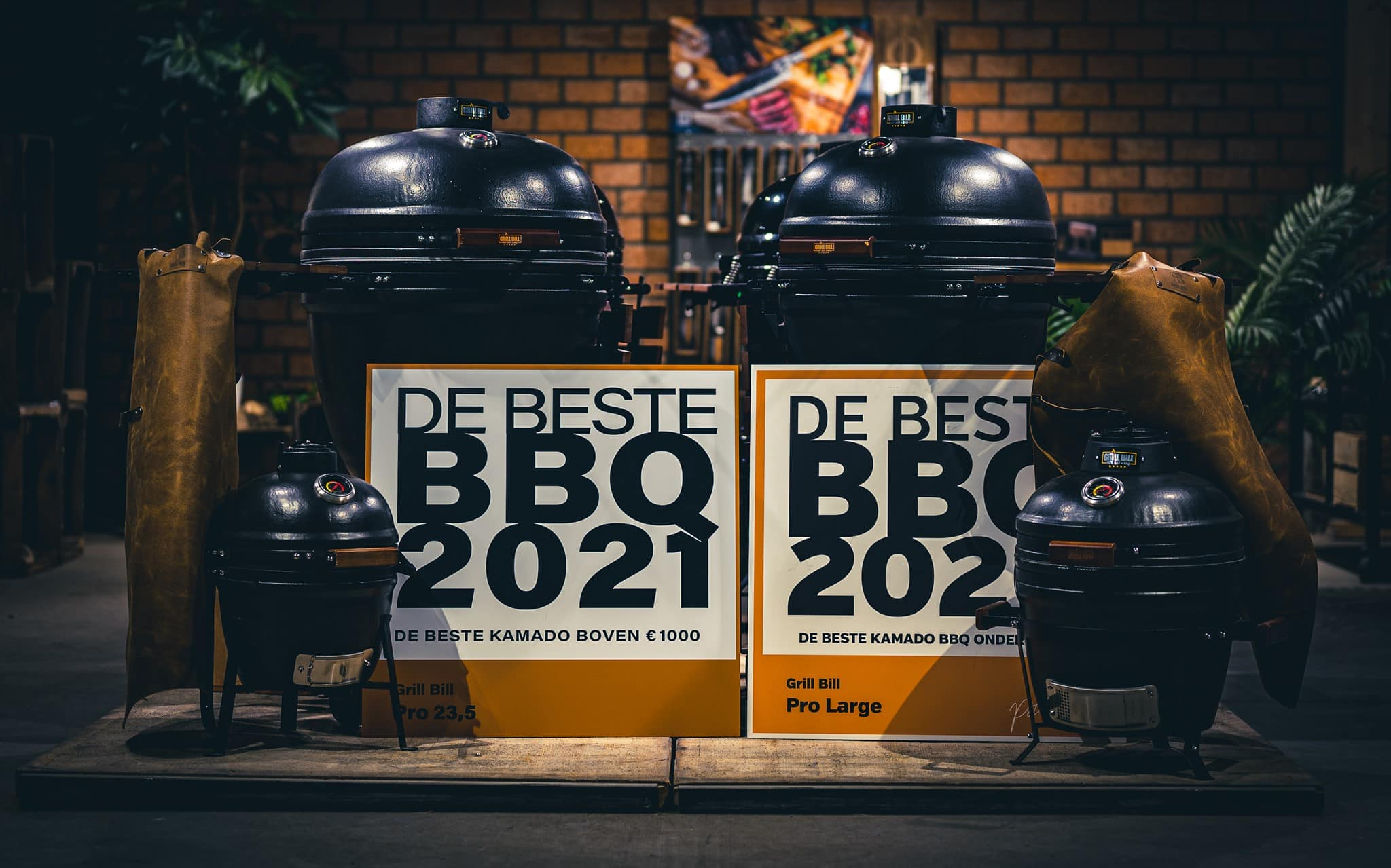 grill bill kamado beste bbq 2021 en 2020