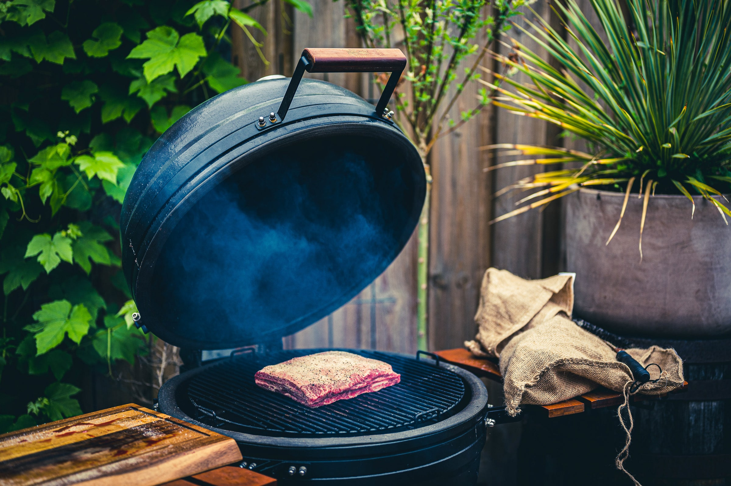 smokey shortibs recept op de kamadomac and cheese recept en chickenwings1x1-7