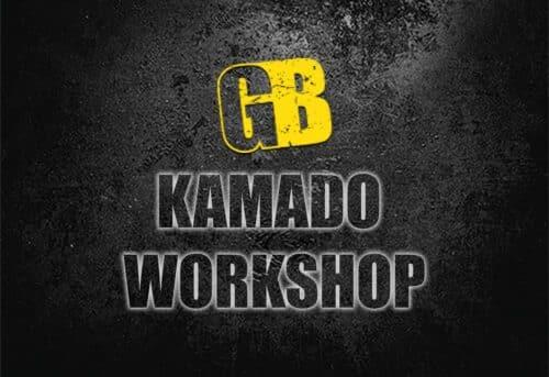 KAMADO BBQ WORKSHOP