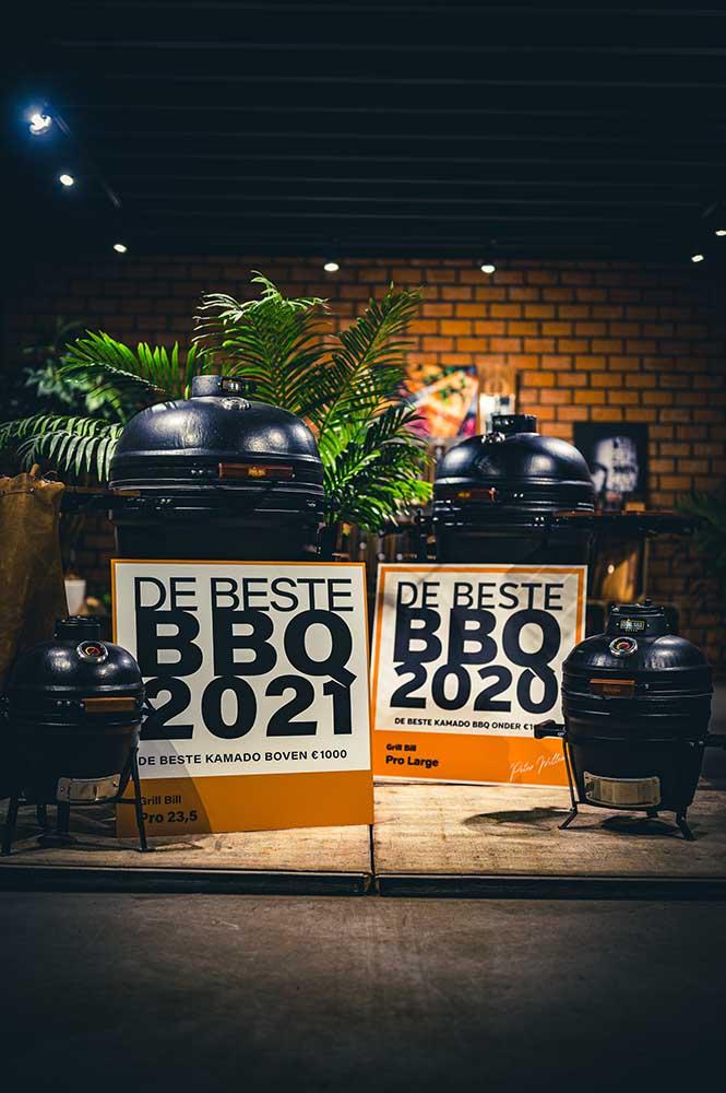 grill bill beste bbq 2021 en 2020