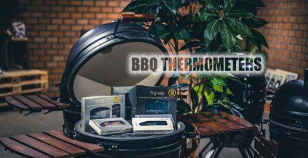 bbq thermometer kamado