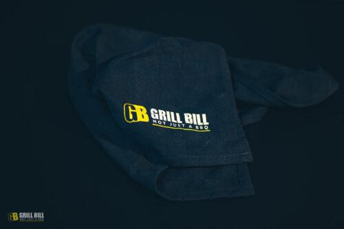 grill bill theedoek